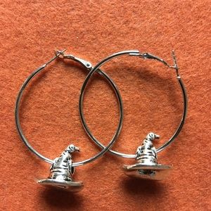 Witch hat hoops 🔮🧙🏼♀️